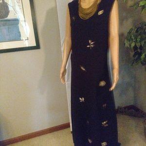 Christopher & Banks Sleeveless Sweater Dress